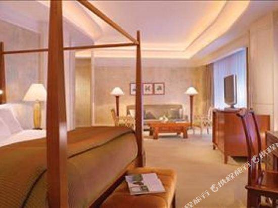 新加坡費爾蒙酒店(Fairmont Singapore)精緻頂層套房