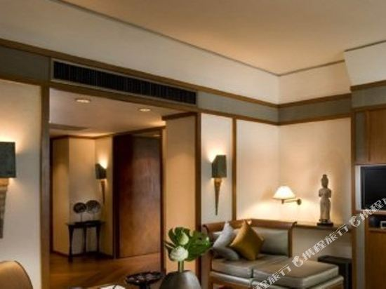 曼谷素可泰酒店(The Sukhothai Bangkok)Sukhothai套房
