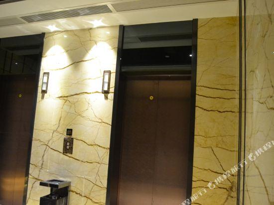 中山萬維酒店(Winway Hotel)公共區域