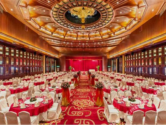 台北圓山大飯店(The Grand Hotel)會議室