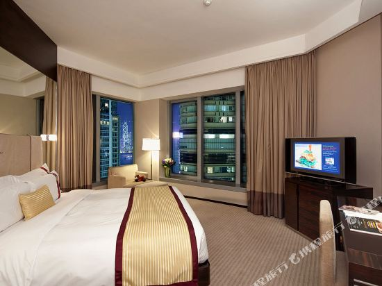 香港麗景酒店(原隆堡國際麗景酒店)(Hotel Panorama)尊貴海景房
