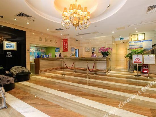 珠海L Hotel蓮花店公共區域