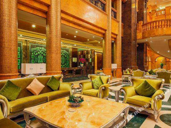 東莞曼佧特國際大酒店(Malachite Hotel)大堂吧