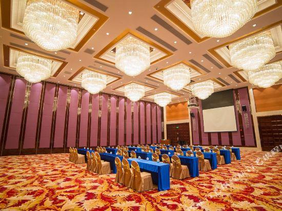 佛山富林朗悅酒店(Longyatt Hotel)會議室