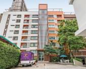 曼谷全景沙吞公寓