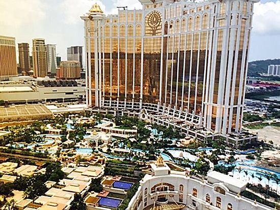 澳門悅榕莊(Banyan Tree Macau)周邊圖片