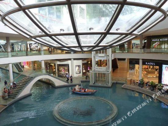 新加坡濱海灣金沙酒店(Marina Bay Sands)周邊圖片