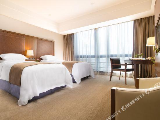 深圳蘭赫美特酒店(The L'Hermitage Hotel)豪華雙床房