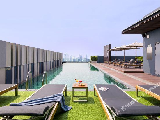 宜必思曼谷暹羅酒店(Ibis Bangkok Siam)室外游泳池