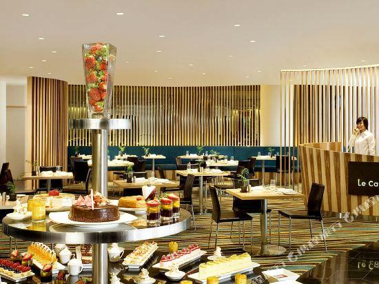 香港諾富特世紀酒店(Novotel Century Hong Kong)會議室
