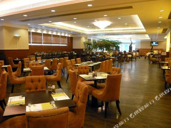 香港悅品海景酒店(原觀塘麗東酒店)(Hotel COZI Harbour View)餐廳