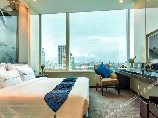 曼谷素坤逸航站 21 中心酒店(Grande Centre Point Hotel Terminal21)行政套房
