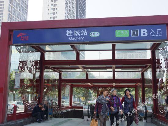 佛山友和酒店式服務公寓(Yuwa Residences & Hotel)周邊圖片