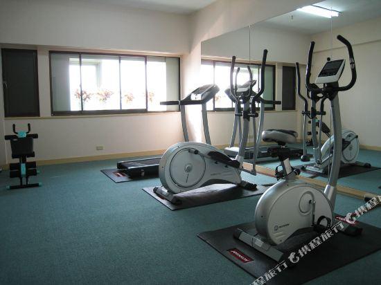 台北三德大飯店(Santos Hotel)健身娛樂設施