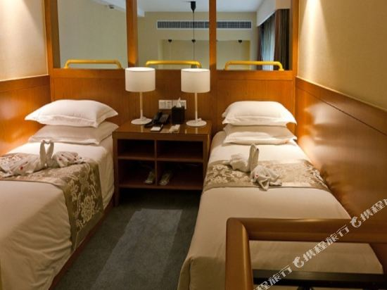 杭州馬可波羅濱湖酒店(Merchant Marco Edgelake Hotel)LOFT型家庭套房