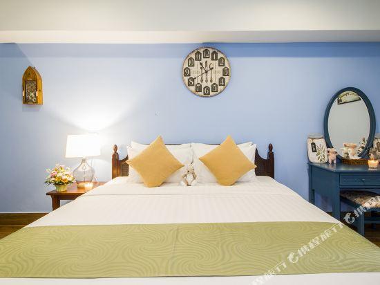 芭堤雅首驛精品酒店(E-Outfitting Boutique Hotel Pattaya)高級大床房