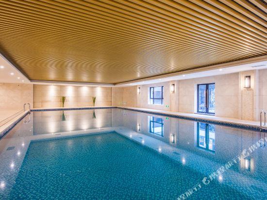 杭州三台山莊(Sunday Sunny Resort)室內游泳池