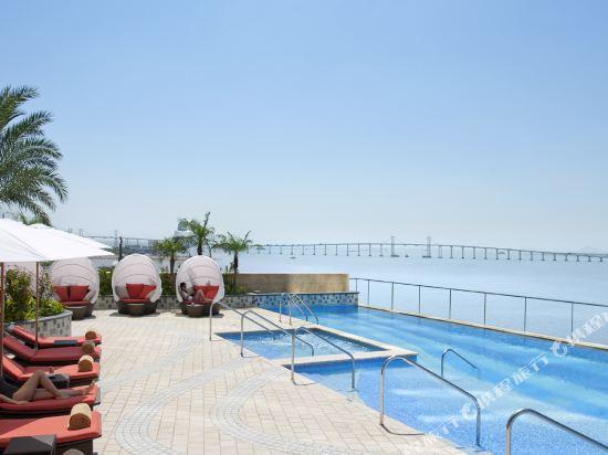 澳門文華東方酒店(Mandarin Oriental Macau)室外游泳池
