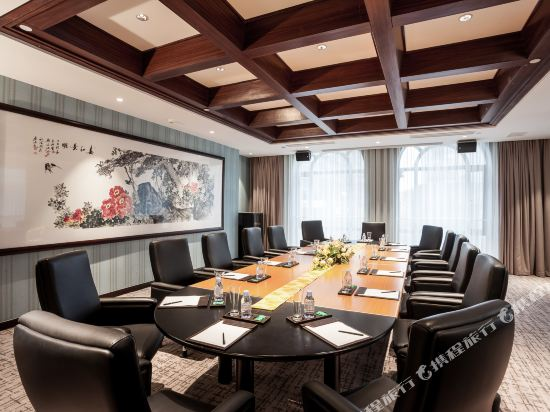 杭州中維香溢大酒店(Zhongwei Sunny Hotel)會議室