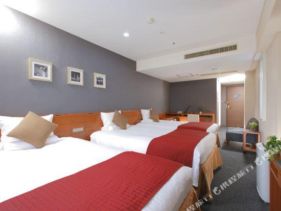 MYSTAYS 名古屋榮酒店(HOTEL MYSTAYS Nagoya Sakae)豪華三人房