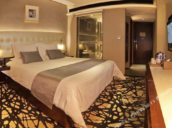上海中山公園雲睿酒店(Lereal Inn)商務大床房