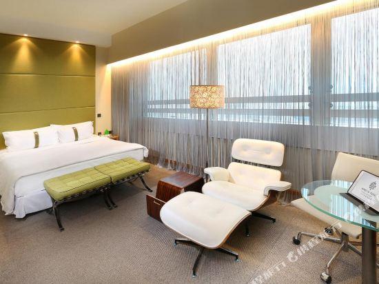 香港尖沙咀皇悅酒店(Empire Hotel Kowloon-Tsim Sha Tsui)皇悅行政開放式套房