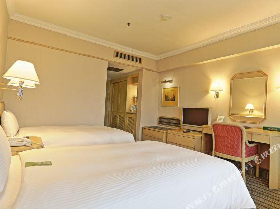 台北三德大飯店(Santos Hotel)標準三人房