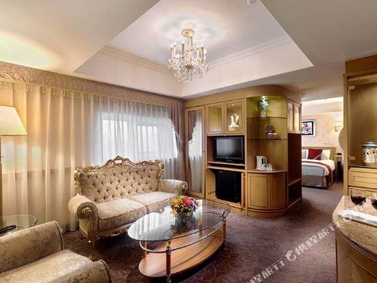 台北天成大飯店(COSMOS HOTEL TAIPEI)小型套房
