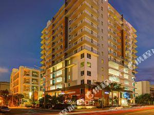 邁阿密布里克爾雅樂軒酒店(Aloft Miami Brickell)