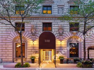 華麗一英里特里蒙特芝加哥酒店