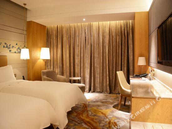 上海浦東主題樂園萬信酒店(Wassim Hotel (Shanghai Pudong Theme Park))標準雙床房