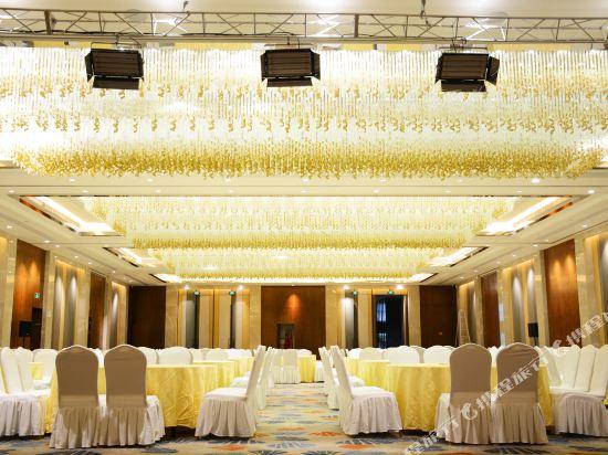 上海浦東主題樂園萬信酒店(Wassim Hotel (Shanghai Pudong Theme Park))多功能廳