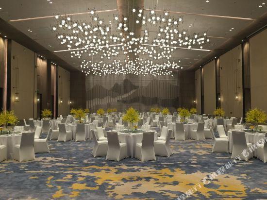 深圳佳兆業萬豪酒店(Shenzhen Marriott Hotel Golden Bay)婚宴服務
