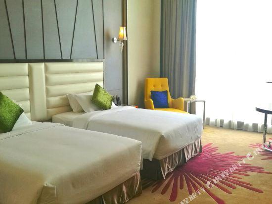 中山萬維酒店(Winway Hotel)標準雙人房