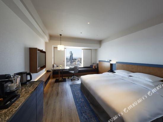名古屋希爾頓酒店(Hilton Nagoya Hotel)希爾頓豪華房