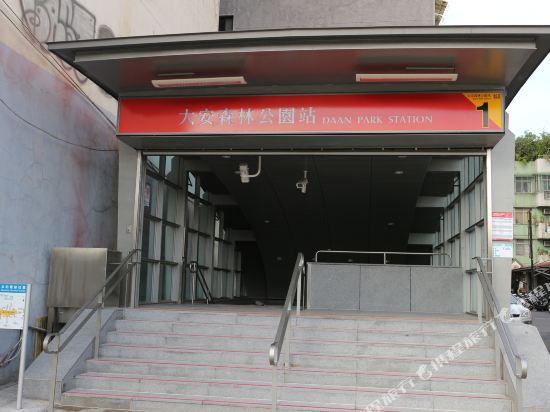 台北麗都唯客樂飯店(Rido Hotel)周邊圖片
