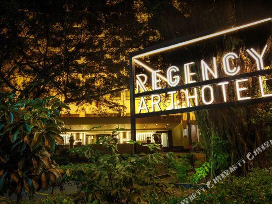 澳門麗景灣酒店(Regency Art Hotel)外觀