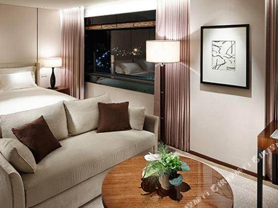 首爾新羅酒店(The Shilla Seoul)行政商務豪華房