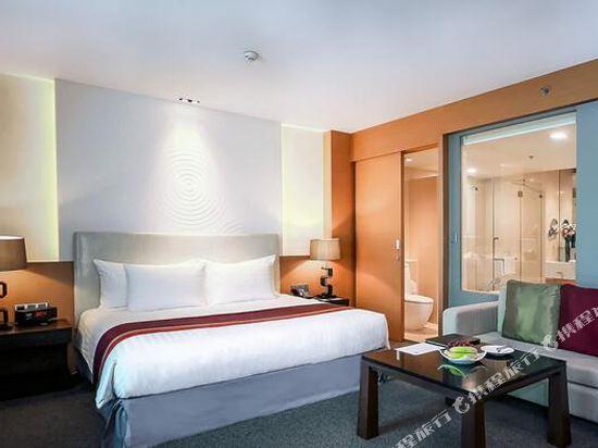 曼谷斯瓦特爾酒店(Sivatel Bangkok)高貴豪華房