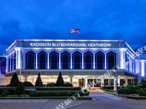 倫敦希思羅愛德華麗笙酒店(Radisson Blu Edwardian Heathrow London)