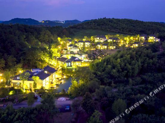 溧陽涵田度假村酒店(Hentique Resort & Spa)外觀