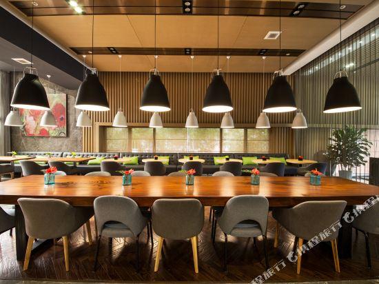 上海徐匯雲睿酒店(Lereal Inn (Shanghai Xuhui))餐廳
