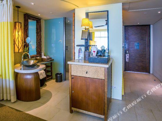 盛泰瀾幻影海灘度假村(Centara Grand Mirage Beach Resort Pattaya)豪華面海房