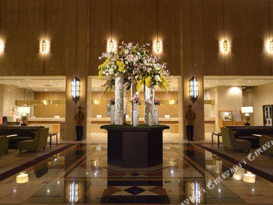 東京池袋大都會飯店(Hotel Metropolitan Tokyo Ikebukuro)公共區域