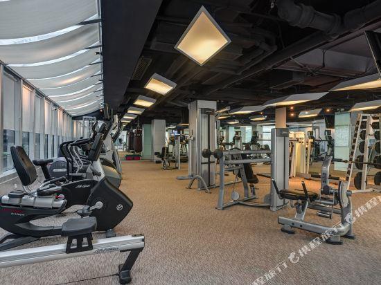 香港富豪機場酒店(Regal Airport Hotel)健身房