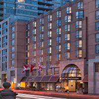 多倫多約克維爾洲際酒店酒店預訂