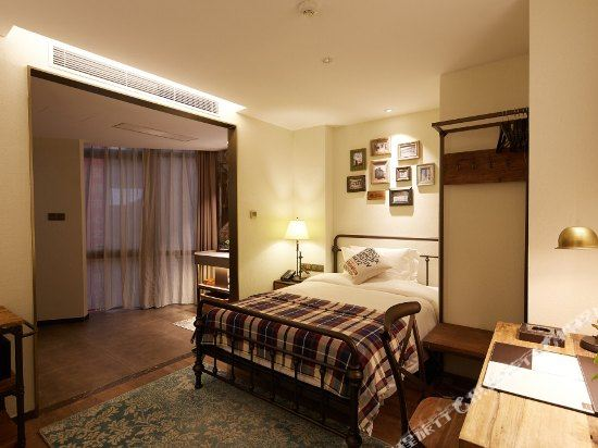 美豪酒店(深圳機場店)(Mehood Hotel)北歐風情房