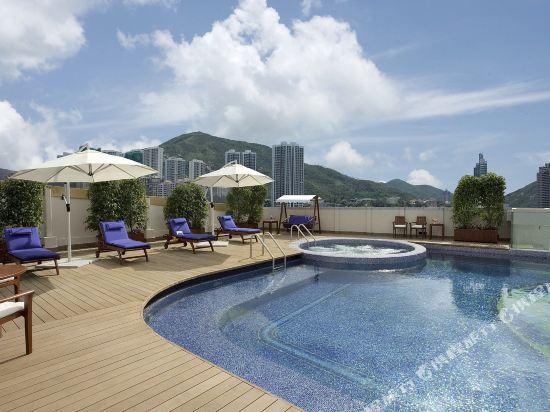 富豪香港酒店(Regal Hongkong Hotel)健身娛樂設施