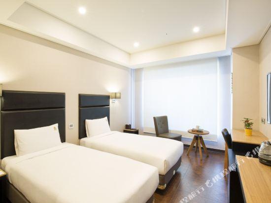 海雲台高麗良宵酒店(Benikea Hotel Haeundae)_____Standard Twin