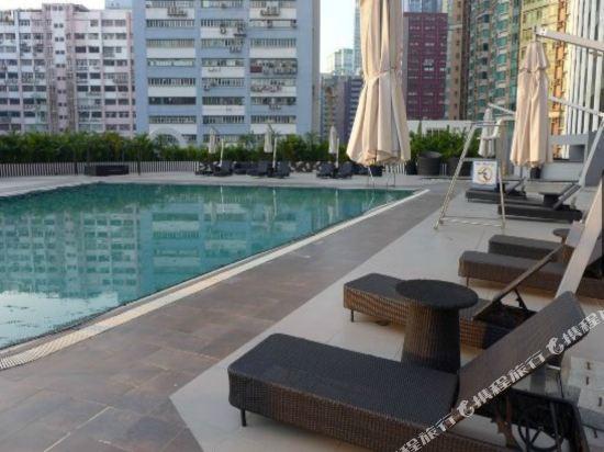 香港悅來酒店(Panda Hotel)室外游泳池